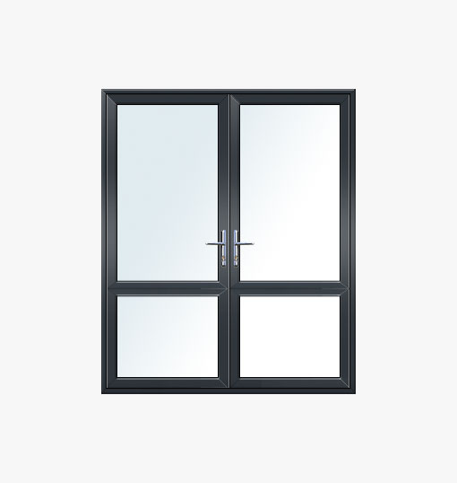Real French Door