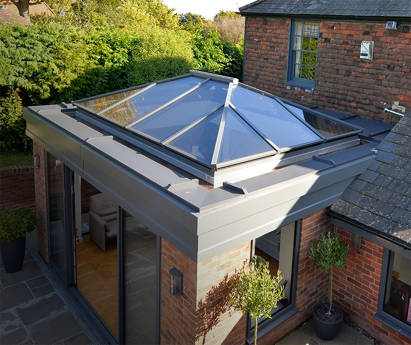 Atlas Roof Lantern