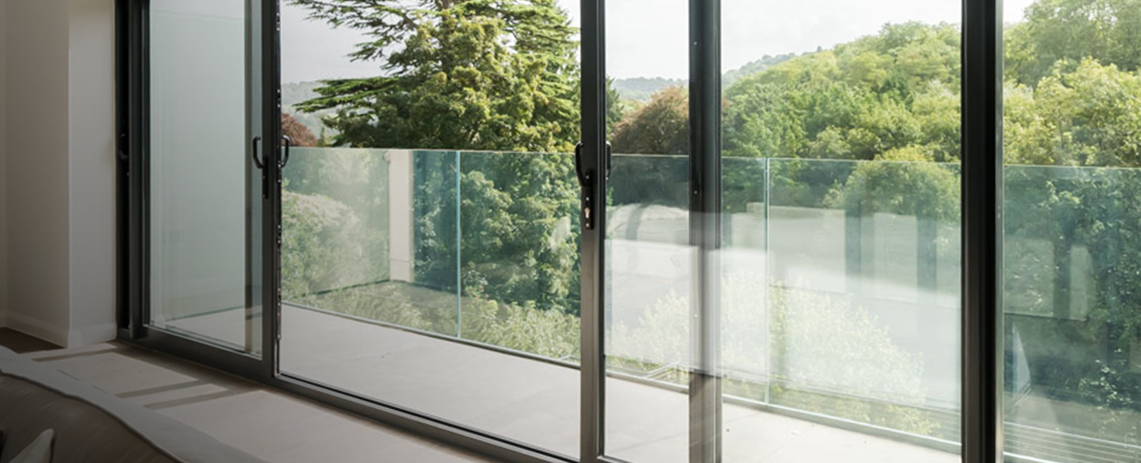 Real Aluminium Patio Doors