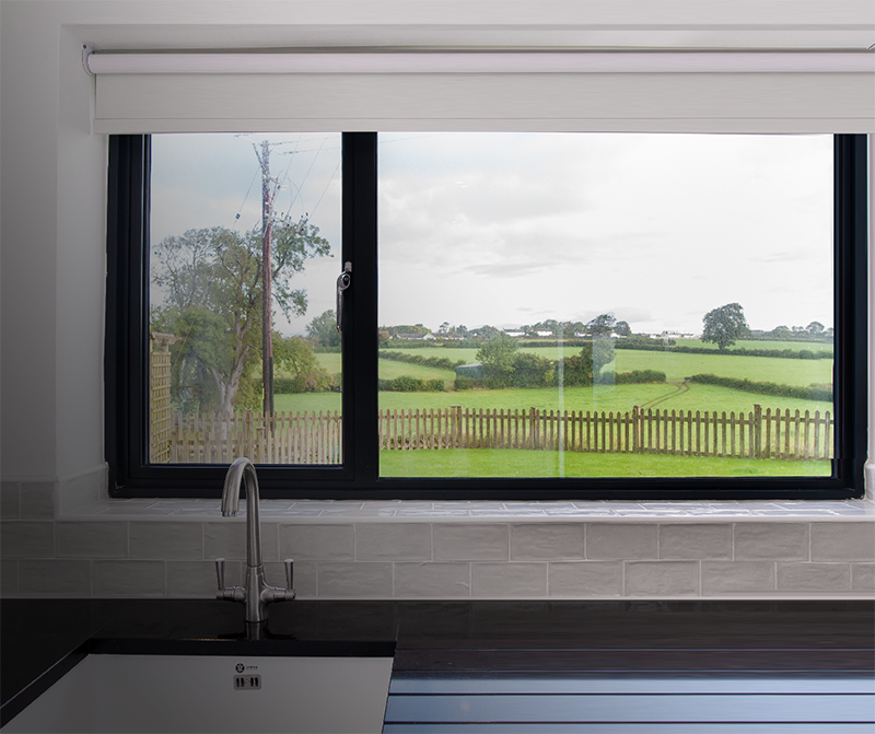 Real Aluminium Casement Windows