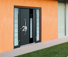 Unrivalled quality - our flagship entrance door