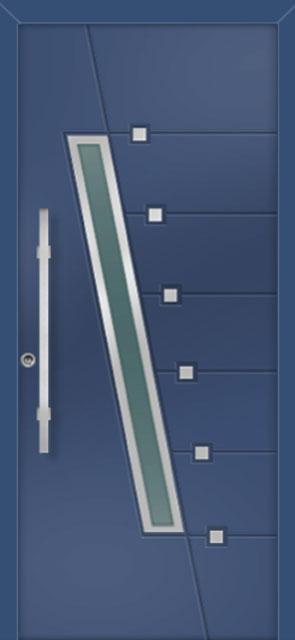 Spitfire Aluminium Door