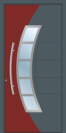 Spitfire S-200 Aluminium Door