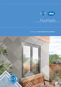 VEKA Flush Sash Trade Brochure